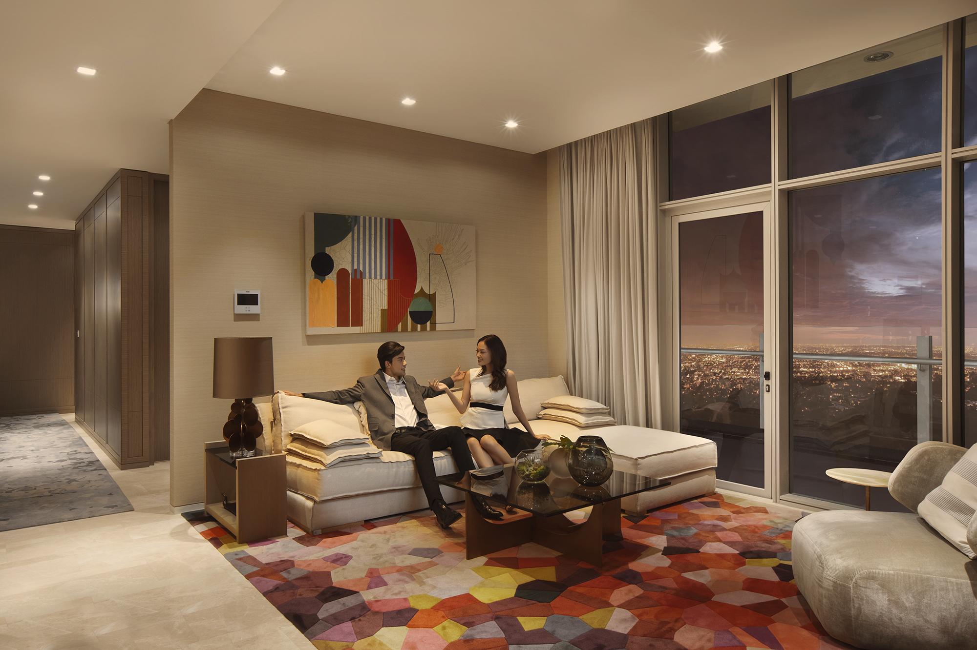 Terraverde living room